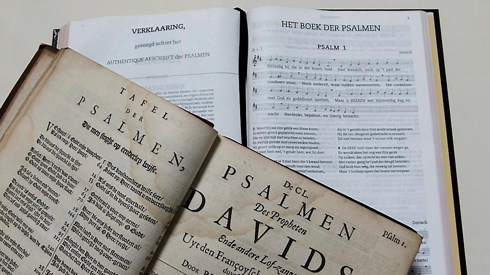 Bijbelkring over de psalmen